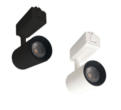 Spot LED Direcionável Trilho 7 Watts - Bivolt