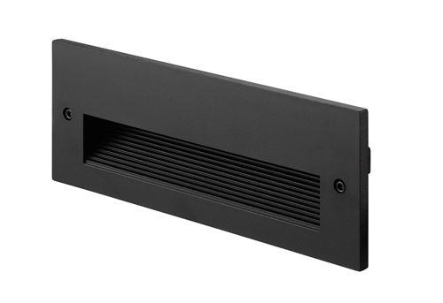Balizador LED 6 Watts Retangular IP65 (3.000K /Amarela)