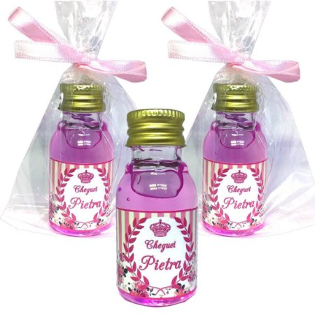 Lembrancinha Maternidade Mini Álcool gel 30 ml Basic
