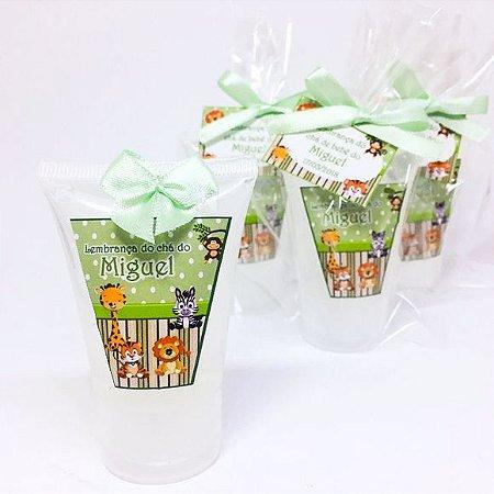 Mini Álcool gel na Bisnaga Classic