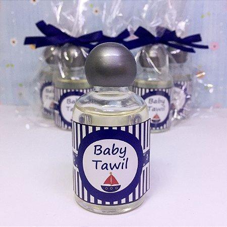 Lembrancinha Maternidade - Mini perfume 30 ml basic vidro