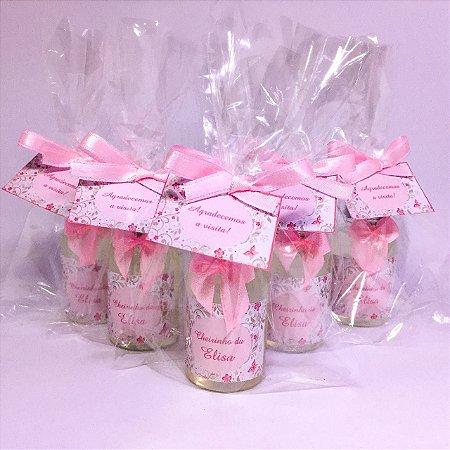Lembrancinhas Maternidade - Mini sabonete liquido 30 ml classic