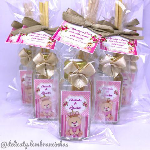 Lembrancinhas Maternidade - Mini aromatizador 40 ml classic
