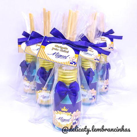 Lembrancinhas Maternidade - Mini aromatizador 30 ml classic