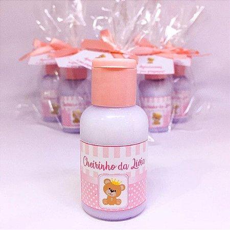 Lembrancinhas Maternidade - Mini hidratante 30 ml basic com tag