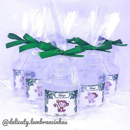 Lembrancinha Chá de Bebê - Mini álcool gel 40 ml basic