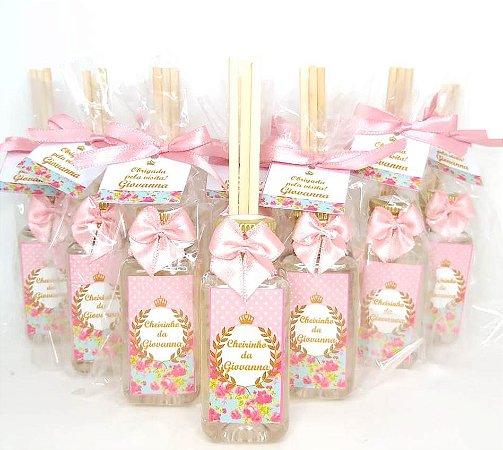 Lembrancinha Maternidade - Mini aromatizador 40 ml classic
