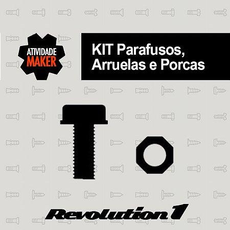 Kit Parafusos Revolution 1