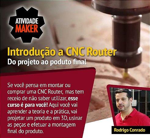 Introdução a CNC Router - 23/02/2019