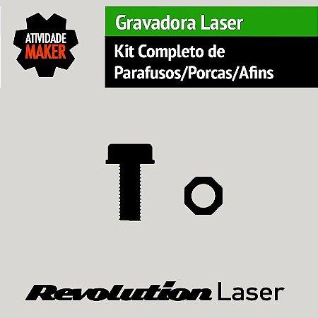 Laser Engraver - Kit Parafusos