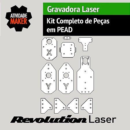 Laser Engraver - Kit completo em PEAD