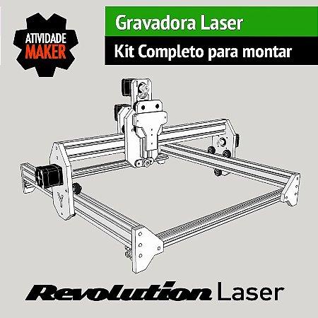 Laser Engraver - Kit Completo