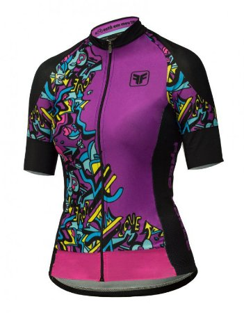 BLUSA CICLISMO FEMININA - CHOICE - FREE FORCE