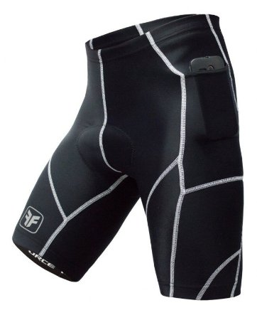 BERMUDA CICLISMO MASCULINA - POCKET - FREE FORCE