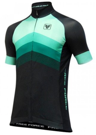 CAMISA CICLISMO MASCULINA - BEND - FREE FORCE