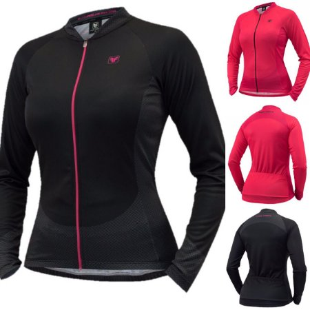 BLUSA CICLISMO FEMININA - EFFECTS - FREE FORCE