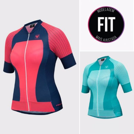 BLUSA CICLISMO FEMININA - ACTION - FREE FORCE