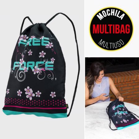MOCHILA MULTIBAG - NICE - FREE FORCE