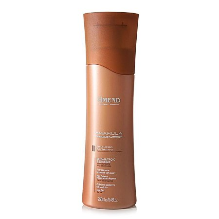 Shampoo Amend Hair Dry Nutrição Amarula Fabulosa 250Ml