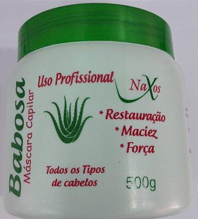 Mascara Naxos 500G Babosa