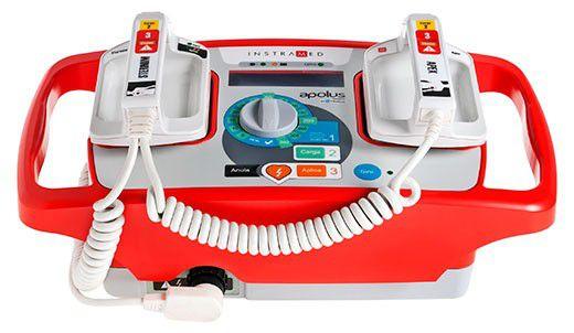 Desfibrilador Bifásico Apollus Instramed