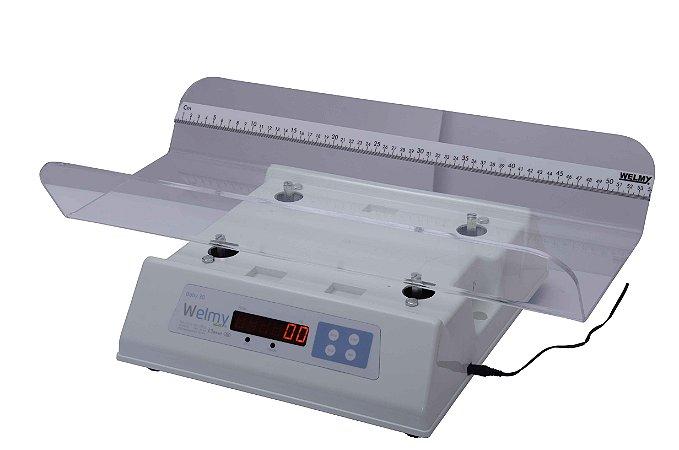 Balança Pediátrica Eletrônica 109 E Acrílico - Welmy