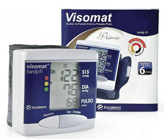 Medidor de Pressão Digital Visomat Pulso Incoterm