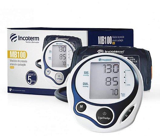 Medidor de Pressão Digital MB100 Braço Incoterm