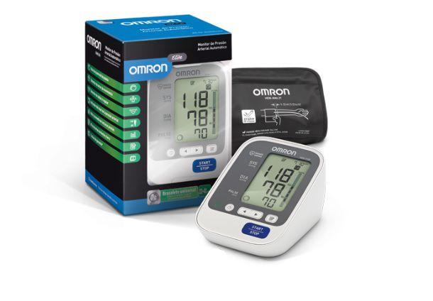 Monitor Digital Automático de Pressão Arterial de Braço HEM-7130 - Omron