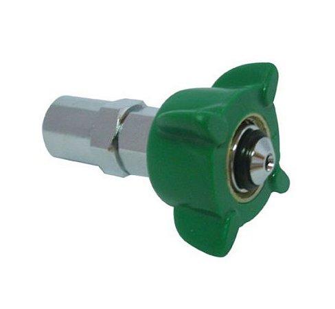 Conector Ext. Nylon Tranc. Oxig. Borboleta - Protec