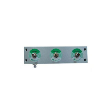 Painel de Alumínio P/ Oxigênio 3 P. 30 CM  - Protec