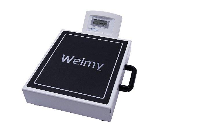 Balança Eletrônica Portável W-200 - WelmyBalança Eletrônica Portável W-200 - Welmy
