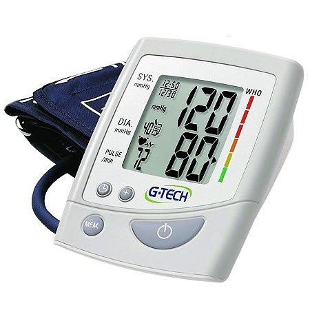 Aparelho de Pressão Digital Automático LA250 - G-Tech