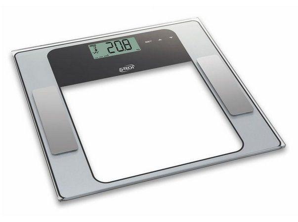 Balança Digital com Bioimpedância Glass 7FW - G-Tech