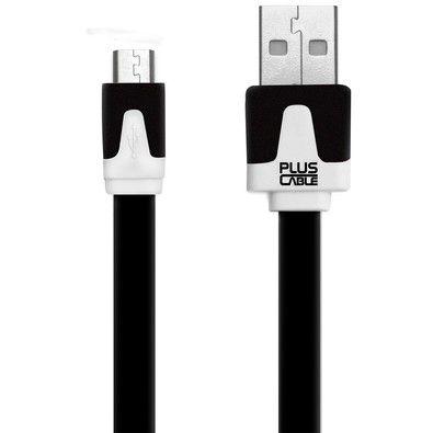 Cabo USB micro 1,0m USB-MC1001 preto