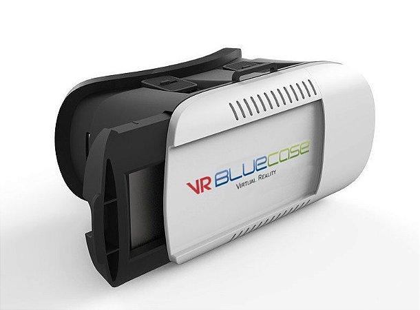 Óculos Realidade Virtual Bluecase - VRBC03 - Branco