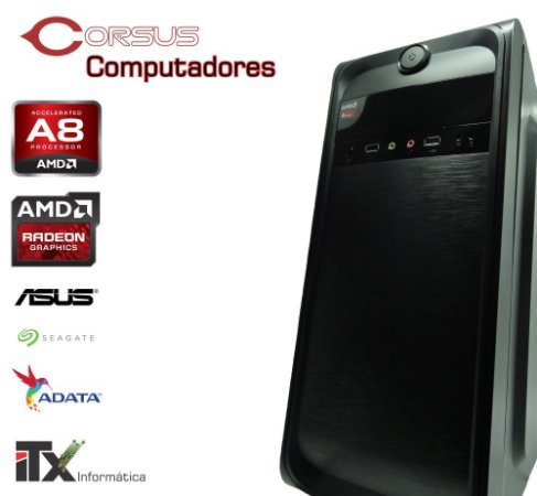Computador Corsus A87-A68-8DM-R1