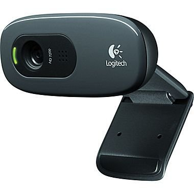 Webcam Logitech C270 HD720p