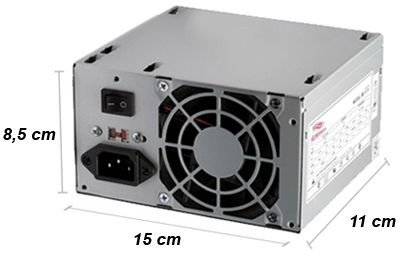 Fonte ATX 200W PS-200V3 C3Tech