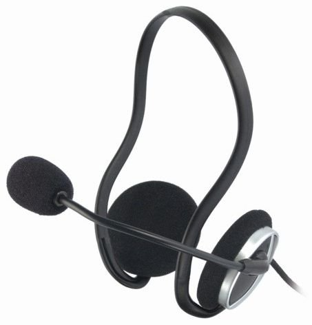Fone de Ouvido com microfone Headset HS-5P A4Tech