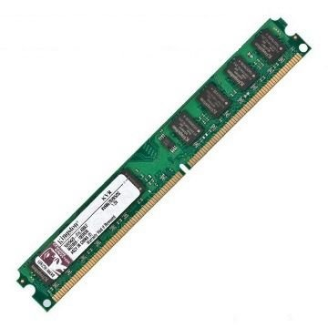 Memória RAM DDR2 2GB 667MHz KVR667D2N5/2G Kingston
