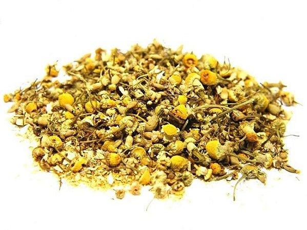 Camomila Flor (Chá) - Rei das Castanhas