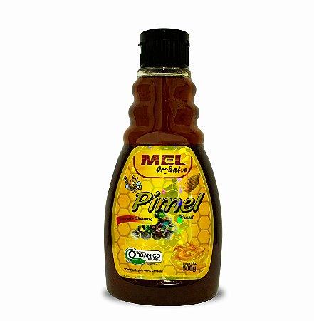Mel Orgânico Florada Silvestre 500g - Pimel
