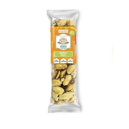 Barra de Nuts :: Banana e Nozes - King´s Nuts
