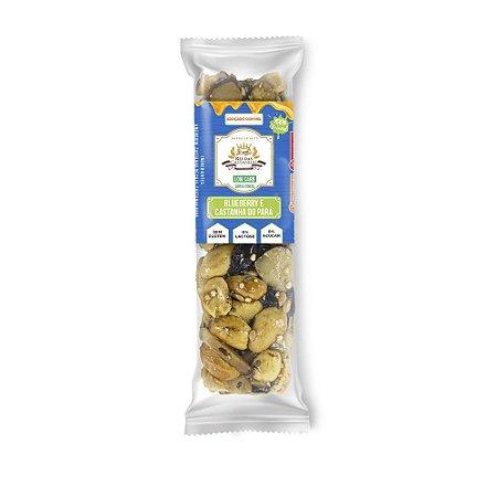 Barra de Nuts :: Blueberry e Castanha do Pará - King´s Nuts