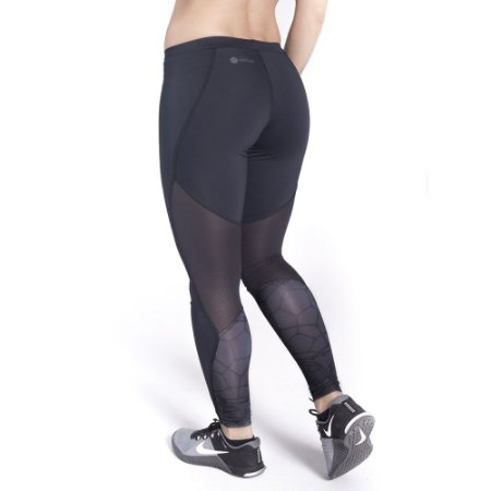 LEGGING CARBON BLACK