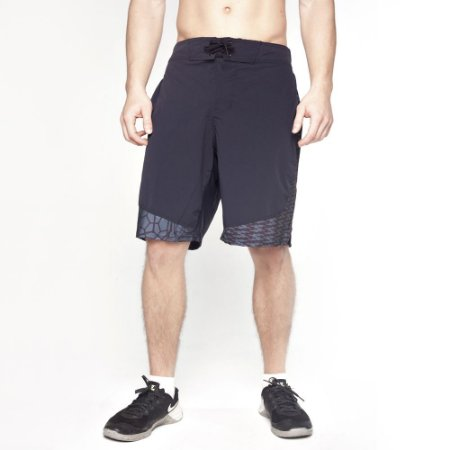 4SQUAT SHORTS CARBON