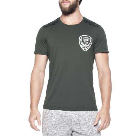 T-SHIRT SPECIAL FORCES - MILITARY GREEN