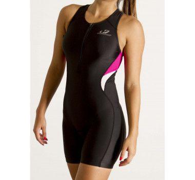 Macaquinho Triathlon Feminino Long Distance Tamanho M Ou G