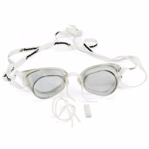 Óculos Swedish Pro Cristal Transparente Hammerhead